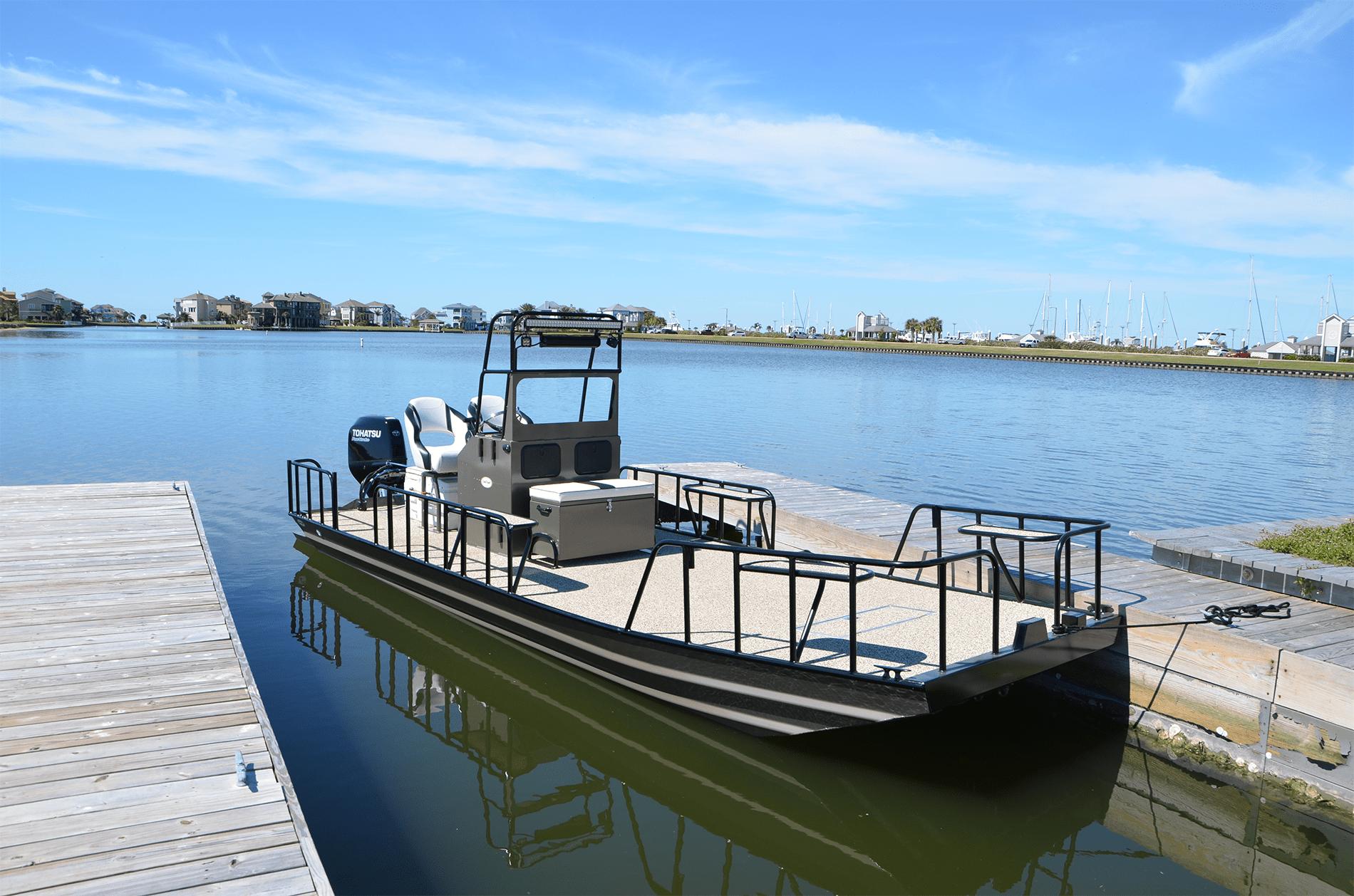 Boat Right Marine – Custom Boats